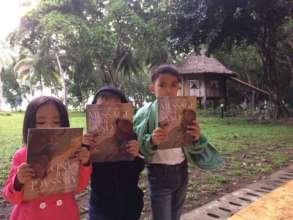 Bookgiving in Zamboanga Del Norte