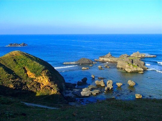 Batanes - the northernmost point of the country