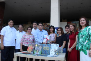 Books for 142 Quezon City libraries!!!