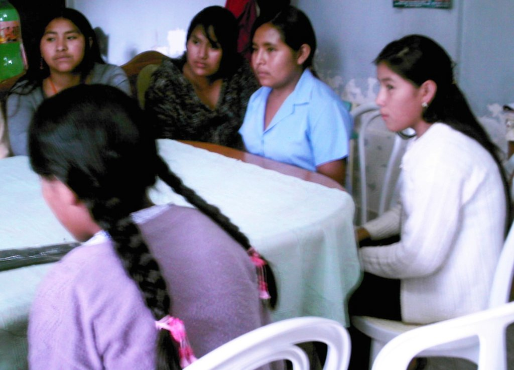 TELECENTER FOR  2500 GIRLS PROTECTION  IN TOROTORO