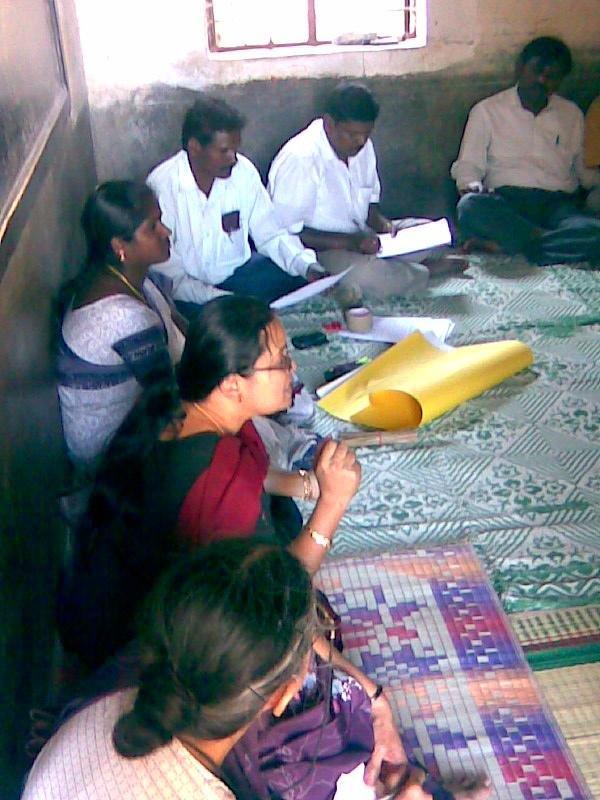 Bal Vikas Samithi meeting in progress
