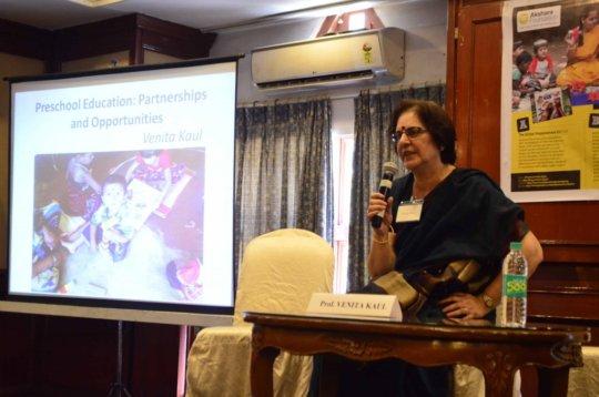 Talk by Prof. Venita Kaul