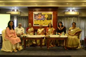 The panel members