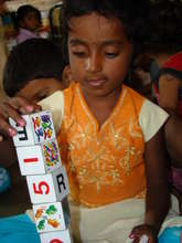 Learning using building blocks
