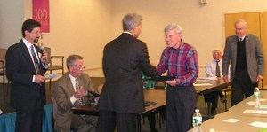 2012 FREE Annual Meeting Awards