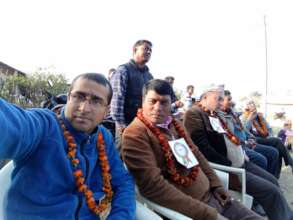 My picture in Tulsipur program