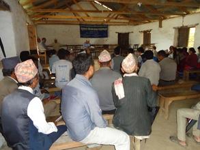 Community Meeting, Panchthar