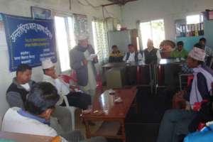 Krishna Bahadur Dangi sharing- importance of MT