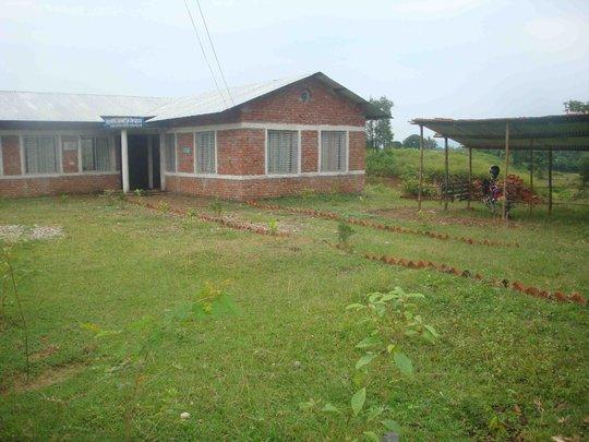 HS-Nepal Office Compound