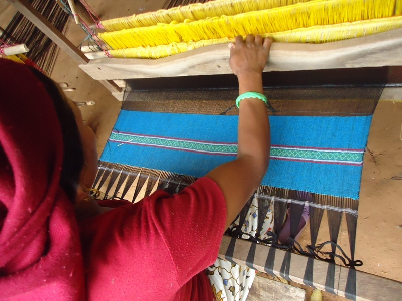 Dhaka Weaving, Panchthar