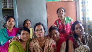 Female participants in the SDGs Training