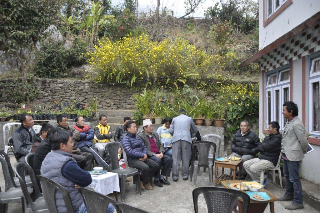 IK Holders Meeting at Phidim, Panchthar