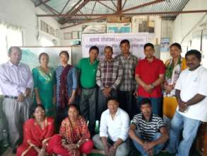 Group photo after the Workshop