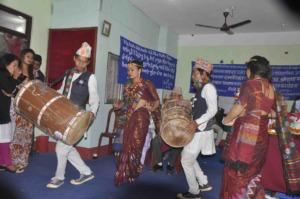 Kelang (Limbu Cultural) Dance with song