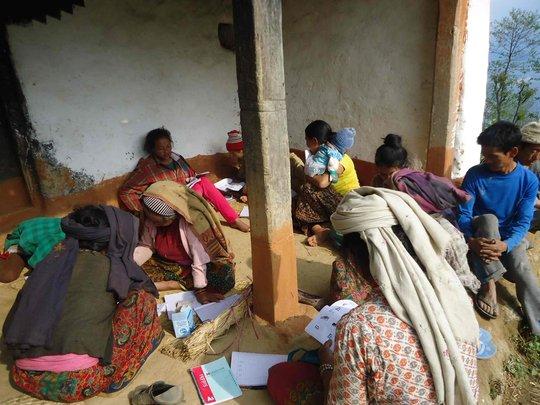 Limbu NFE Participants