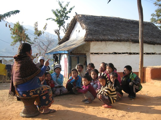 Limbu IK holder is sharing stories