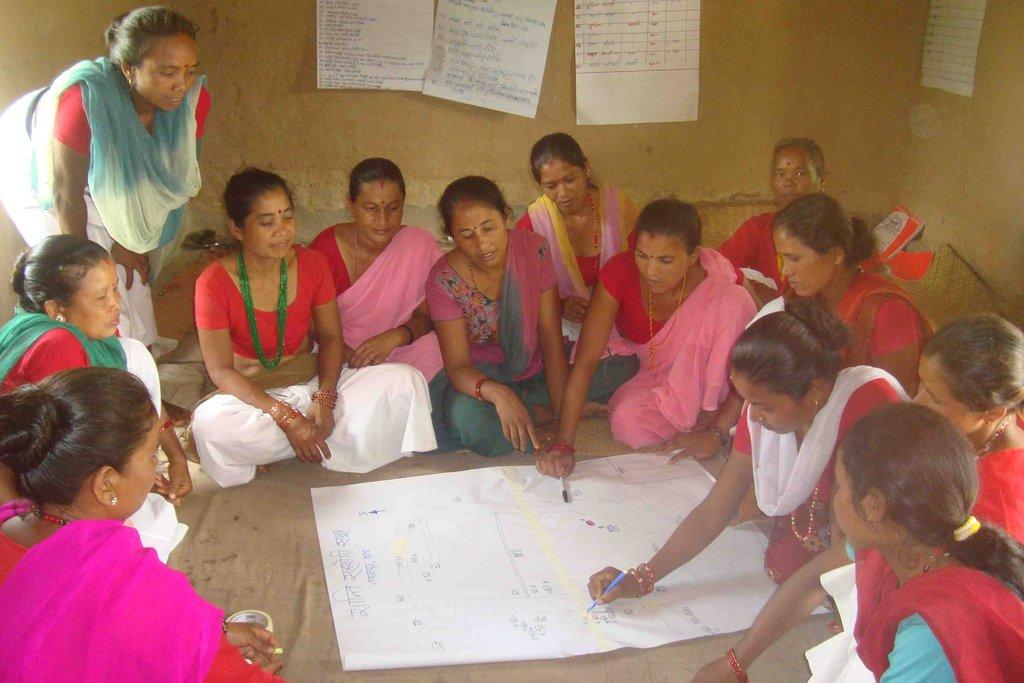Group self management training
