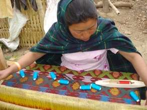 Dhaka fabric weaving