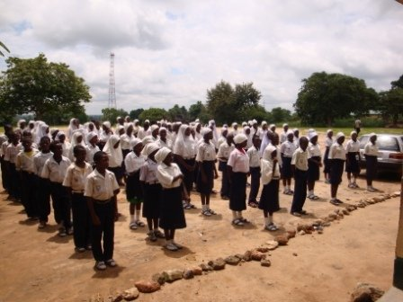 Training 200 Poor School Leavers Against Poverty