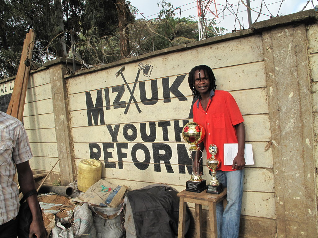 Empower and educate youth in Kibera using ICT!