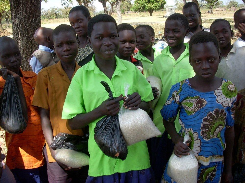 Send 150 war orphans to school in Northern Uganda