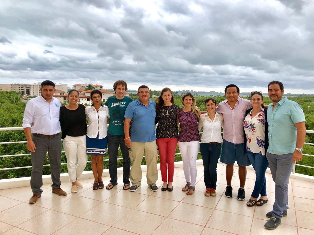 MAR Fellows participating in the Fisheries Network