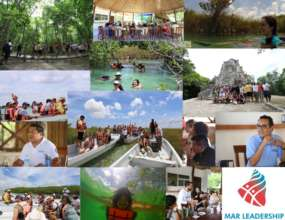 2015 1st Workshop in Cancun: field trip