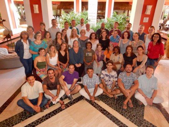 HRI partners meeting: spot the Fellows!