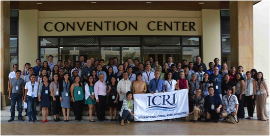 ICRI attendees and experts