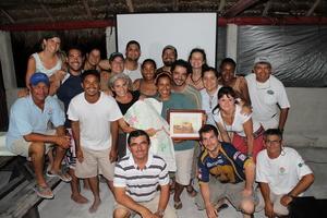 2011 cohort in Punta Allen