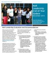 MAR Leadership Program