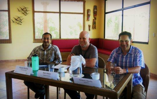 Invited international experts panel