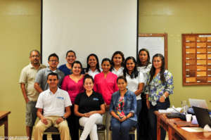 Managed Access workshop in Honduras