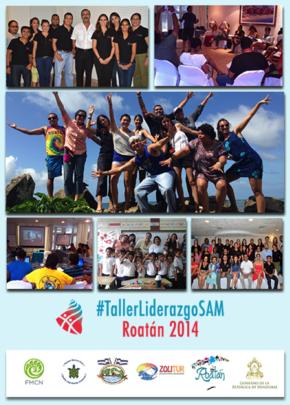 Roatan 2014 workshops