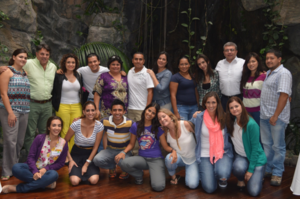 The MAR Fellows 2014 together with the consultants