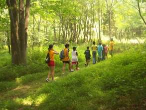 Kids Camp  - Hiking