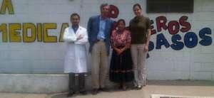 Dutch Ambassador Visits Primeros Pasos Clinic