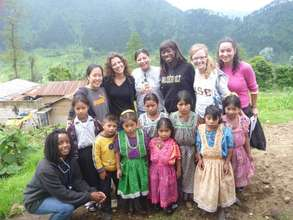 Mobile Clinic Team at Las Majadas