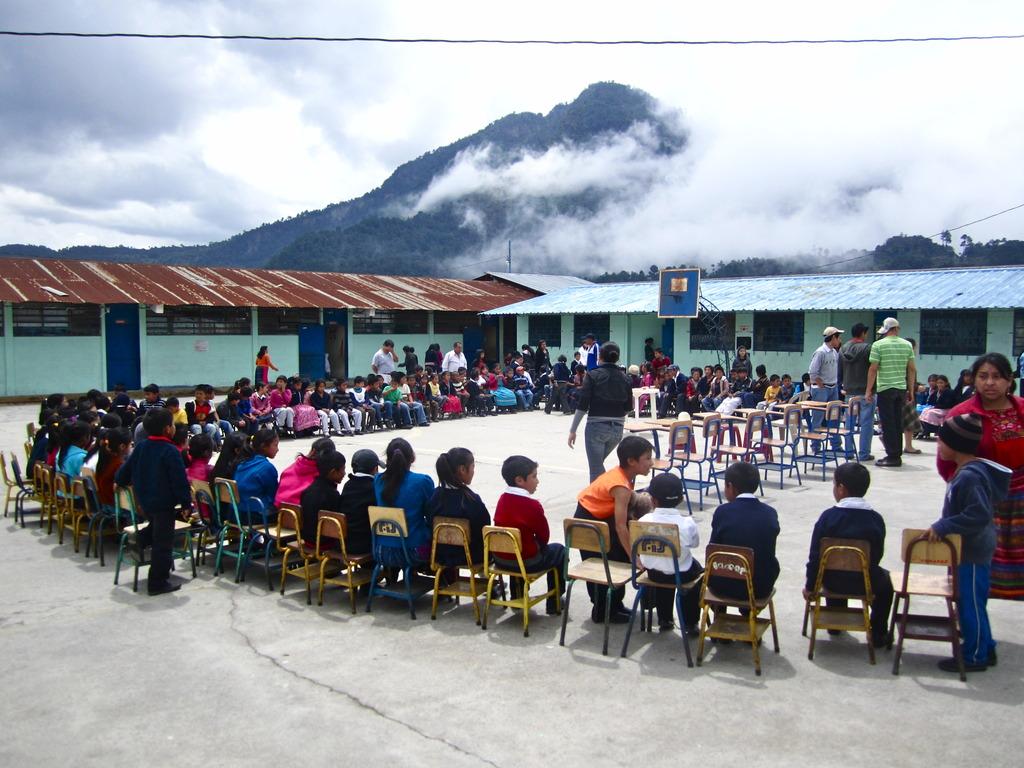 Outside Health Workshop