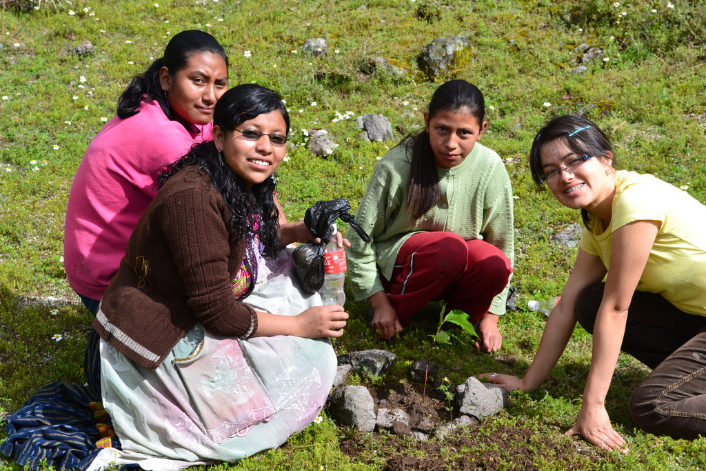 Reforestation Project by Women
