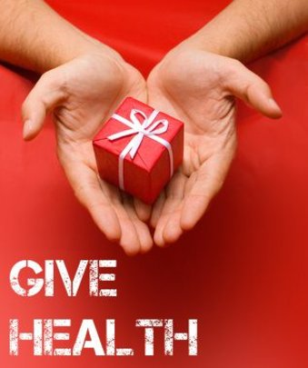 Give the Gift of Health Annual Holiday Campaign