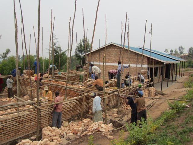 Classrooms Being Built