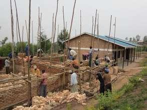Classrooms Being Built