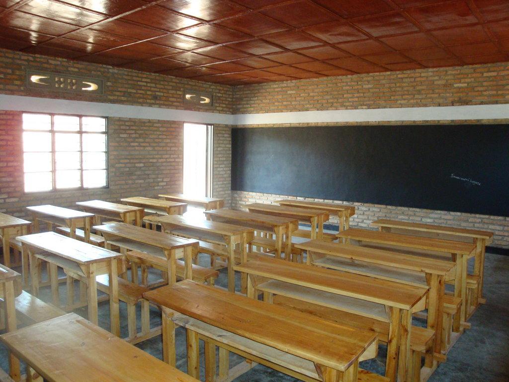 Building Two Classrooms for 700 Rwandan Children