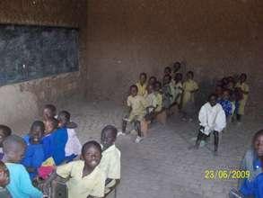 Photos of classrooms