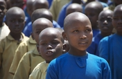 Building Two Classrooms for 700 Rwandan Children