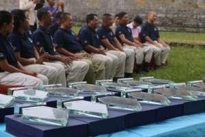 HALO staff in Cambodia