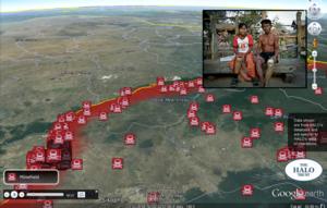 Tour Minefields in Cambodia