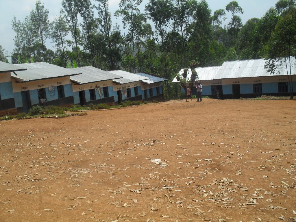 PMI Supported School in Butembo