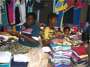 Used Clothing sellers in Butembo Market